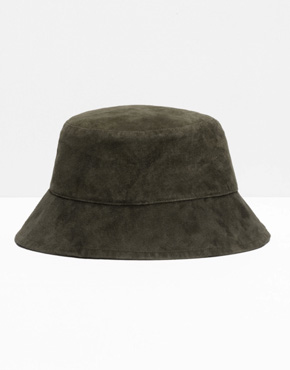 [& Other Stories]SUEDE BUCKET HAT